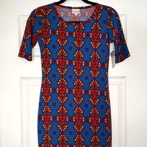 NWT LLR Julia Dress Size XXS